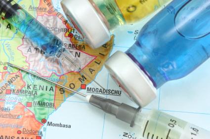 Las vacunas para viajar a la India
