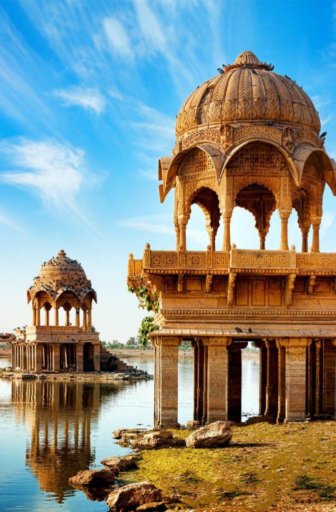 Viajar por Rajasthan