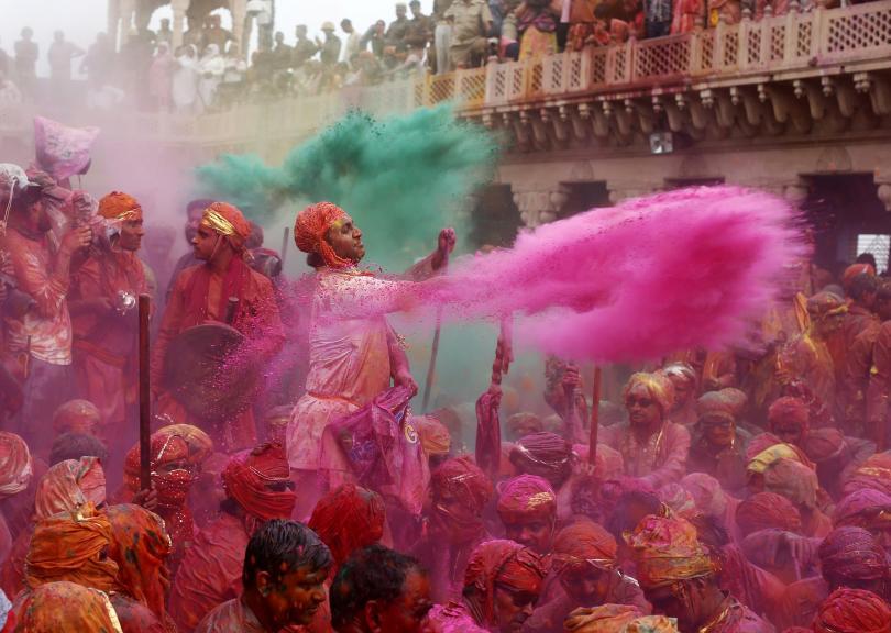 Mejor época para viajar a India