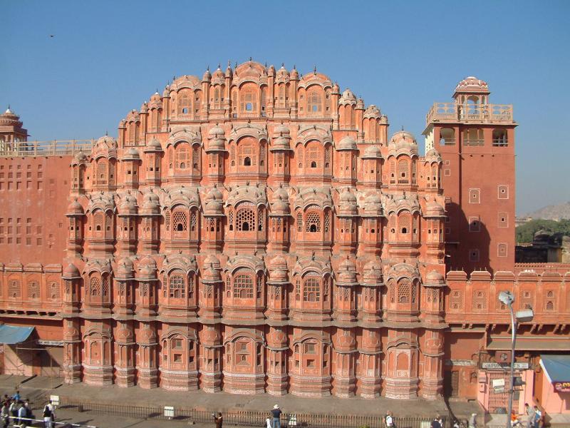 Hawa Mahal: Lo mejor de India
