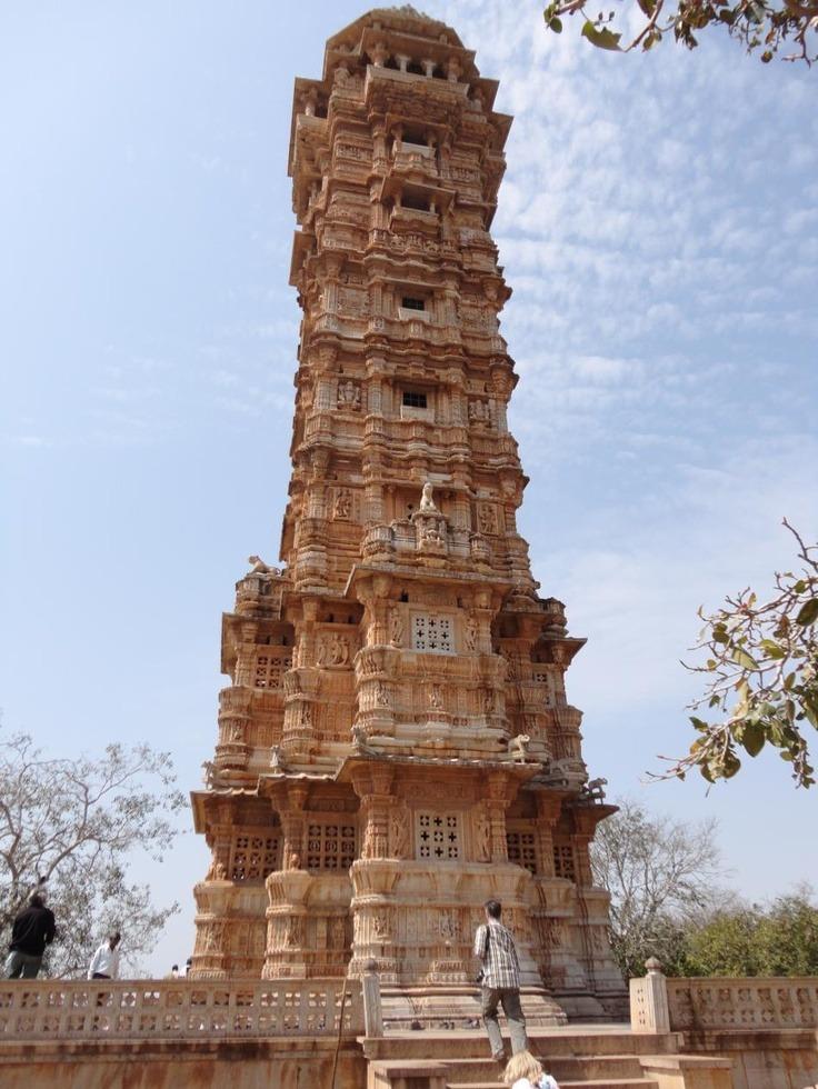 Monumentos Chittorgarh