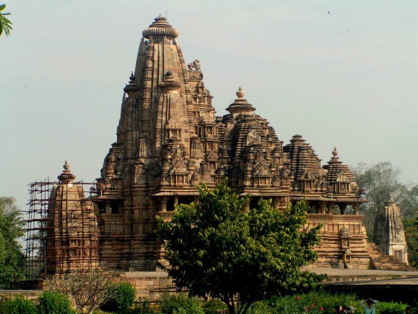 Viaje a Khajuraho