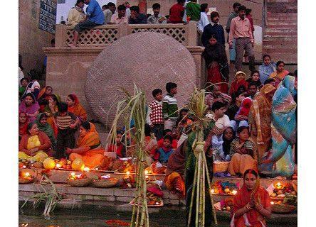 Trianguló de Oro con Varanasi con Goa y Mumbai