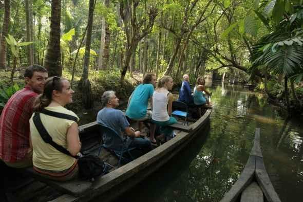 viaje Kottayam