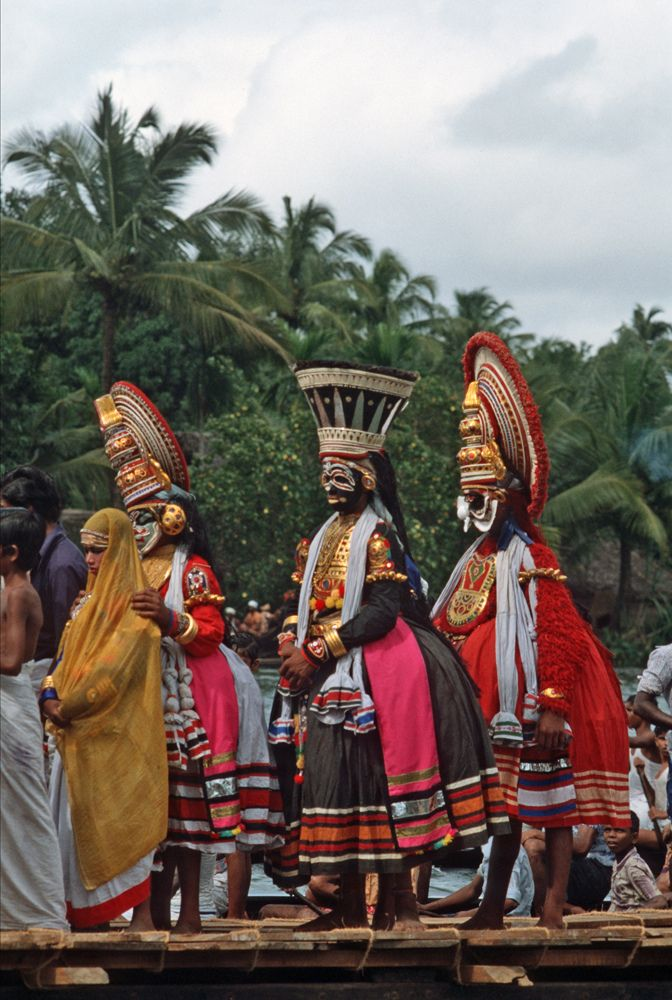 viaje a Kottayam