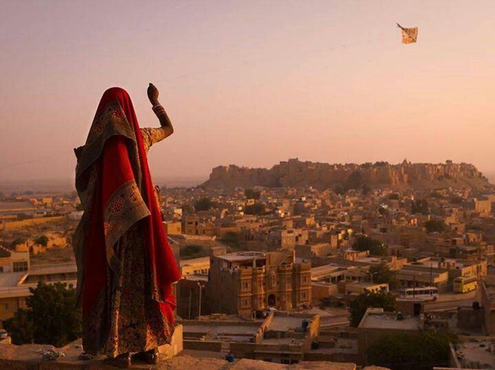 viaje a jaisalmer