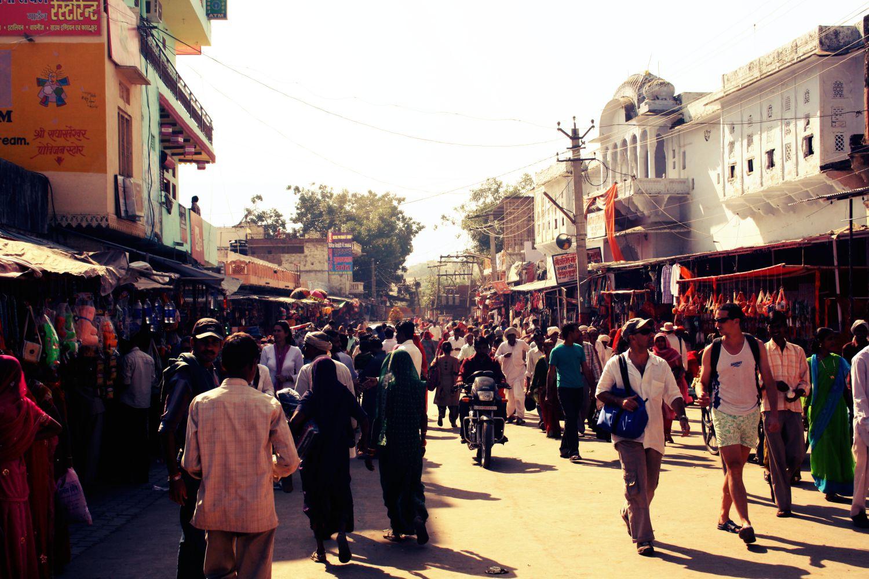 Pushkar: Viajes ala india desde estados unidos