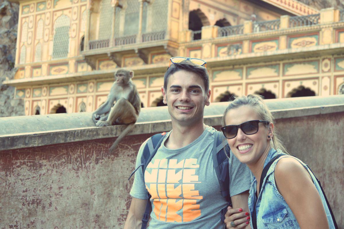 Nuestro viaje a la India