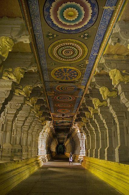 Viaje a Rameswaram