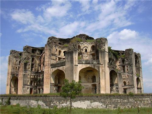 Viaje a Ahmednagar