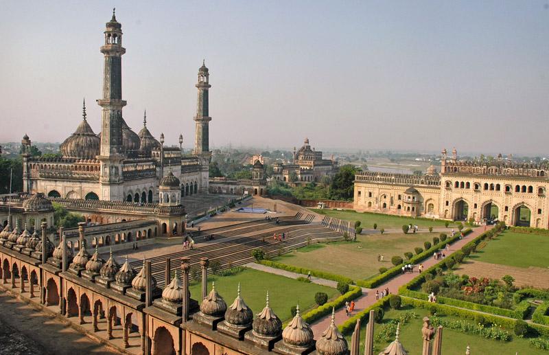 Viaje a Lucknow