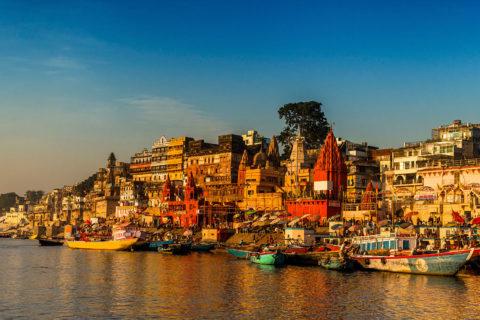 Viaje a la india Itinerario