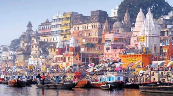 Viaje a Varanasi