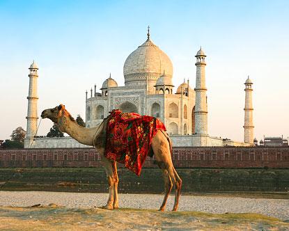 Viajes a Agra
