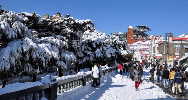 Viaje a Shimla