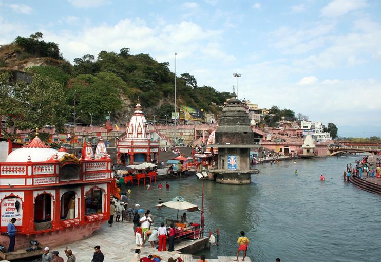 Viaje a Haridwar