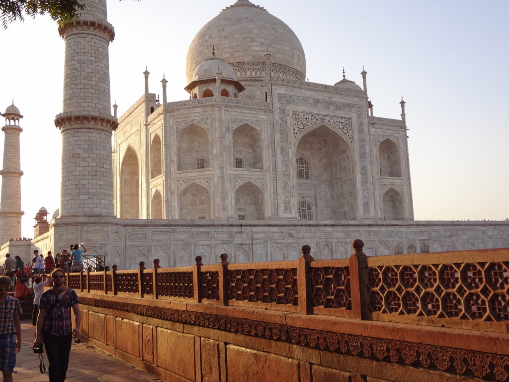 Turismo de la India