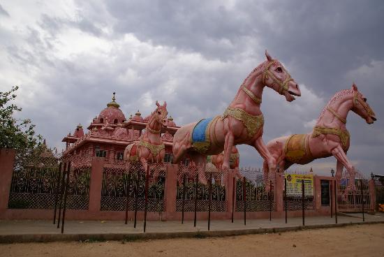 Viaje a Anantapur
