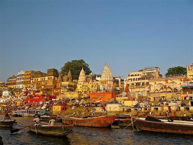 Varanasi(Benaras): Viajes ala India Desde Estados Unidos
