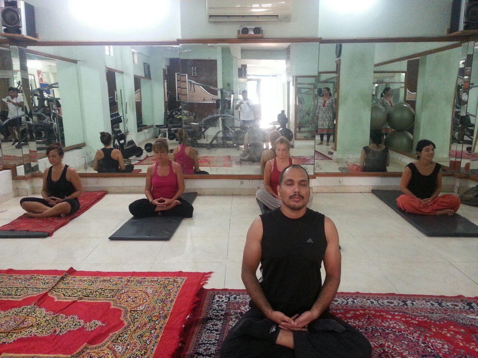 viaje espiritual India 2017