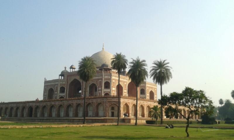 Viajar a la India en diciembre