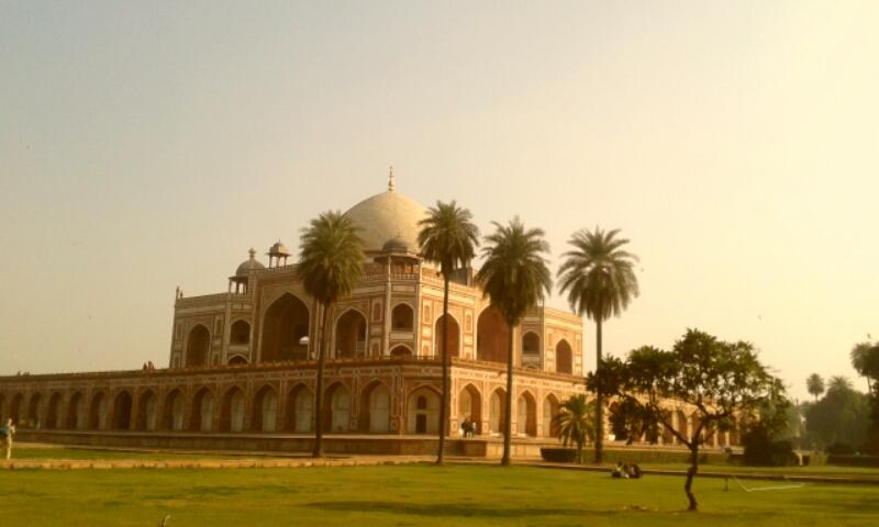 Que visitar india