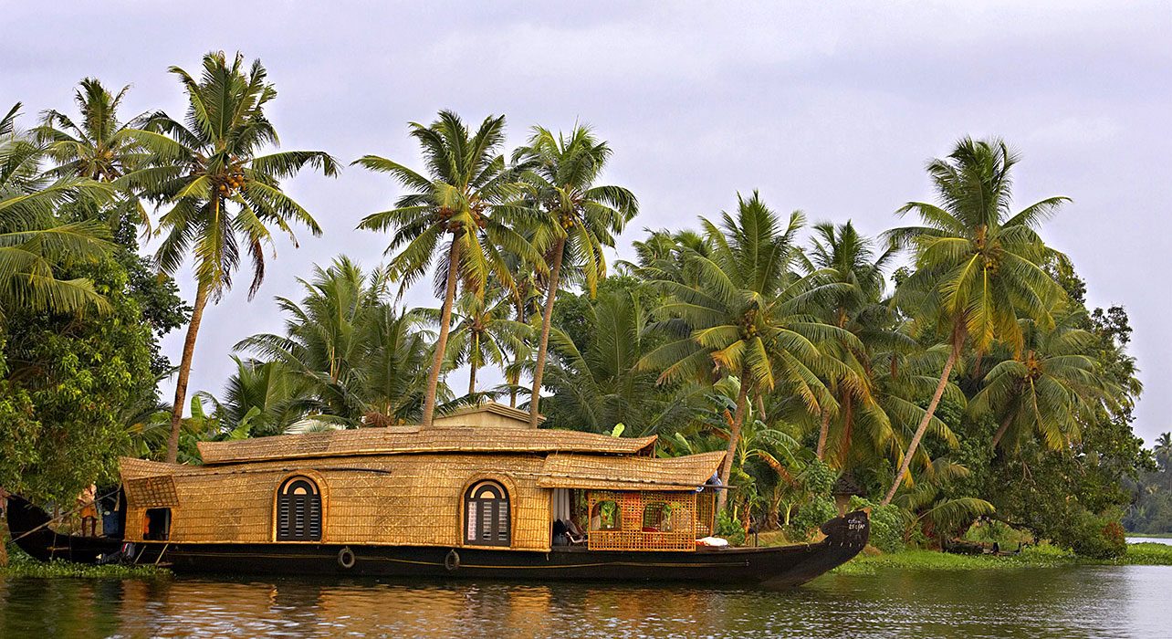 Viajar a Kerala India