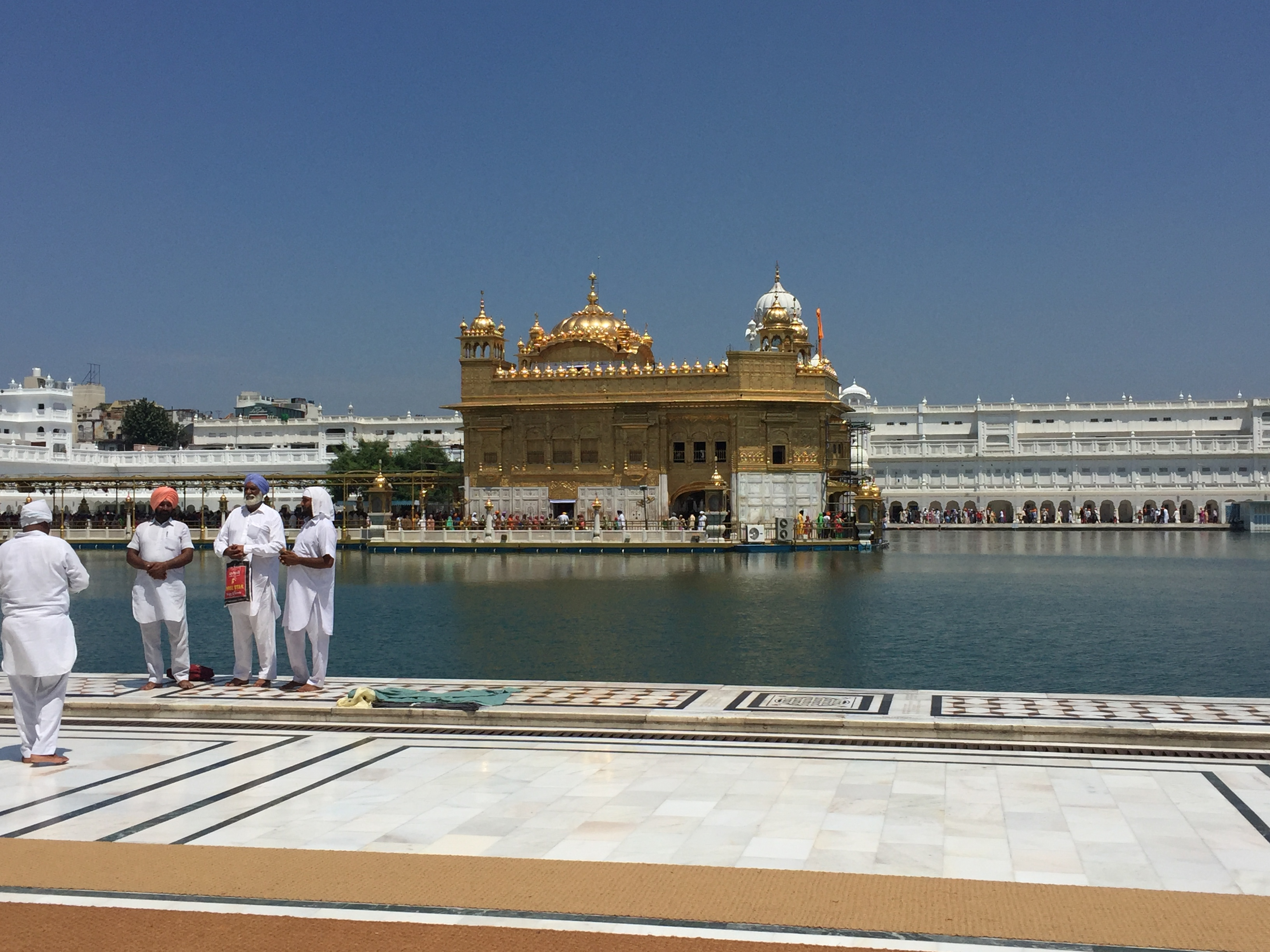 Templo de Oro: Lo mejor de India