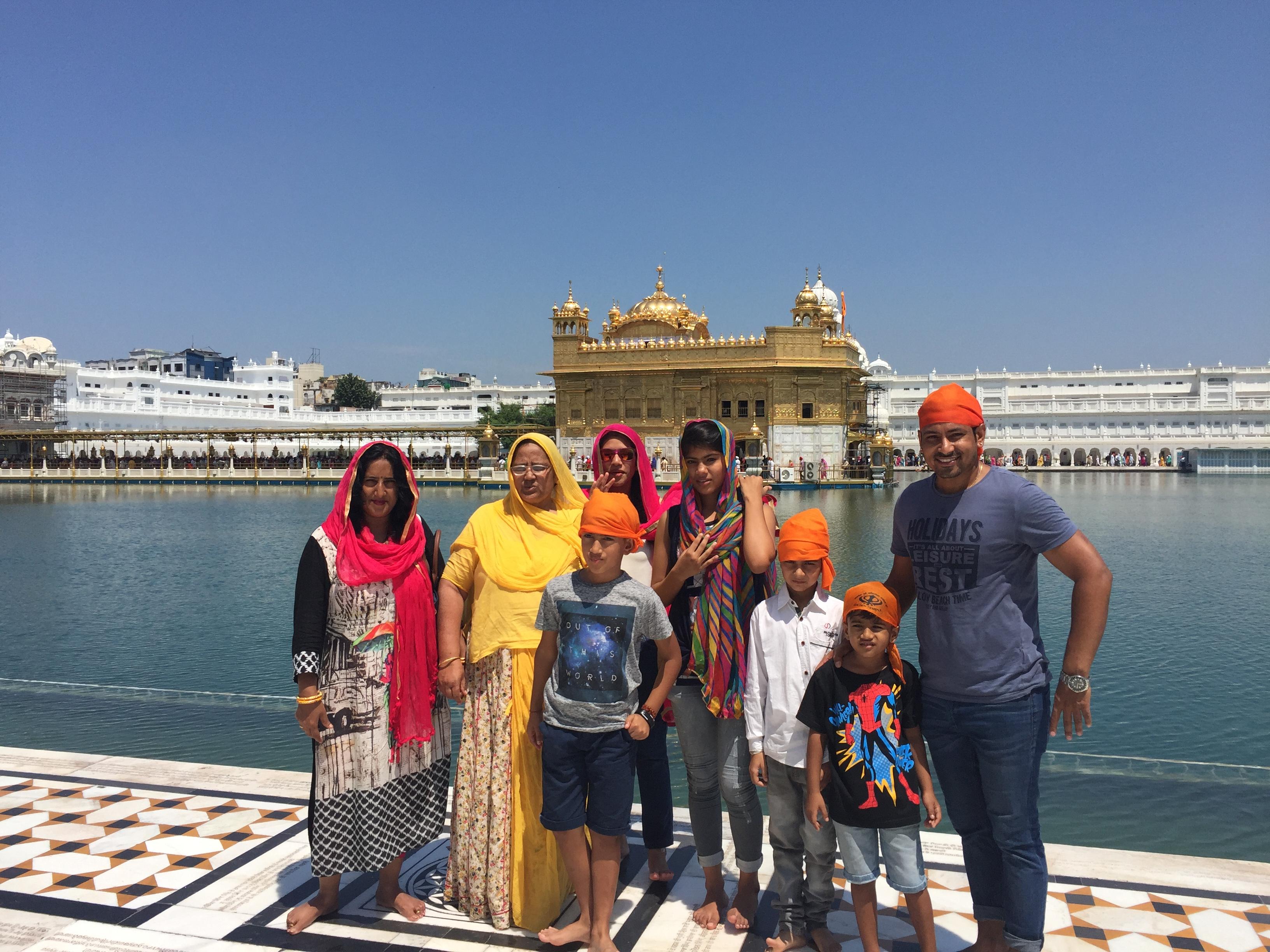 Viajes ala India Desde Estados Unidos