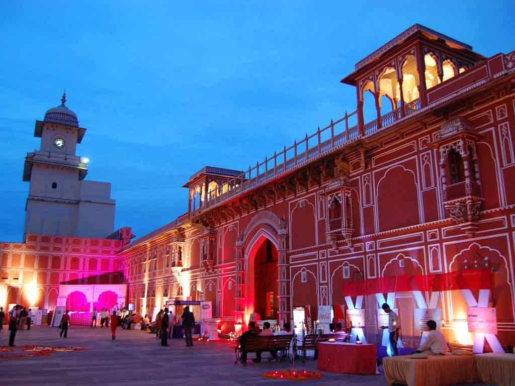 Lugares turísticos de la india