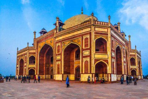 Viajar a la India es muy barato