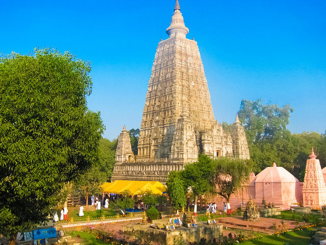 Viaje a Bodh Gaya