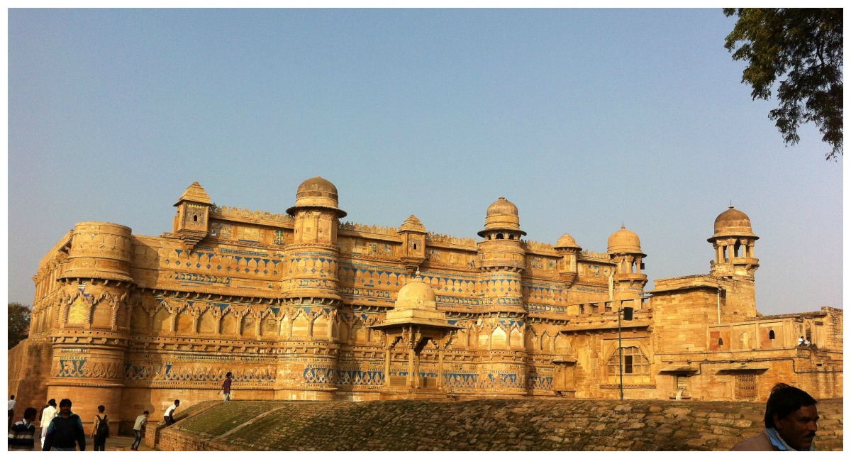 Tour por India : Gwalior Fort