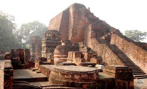 Viaje a Nalanda