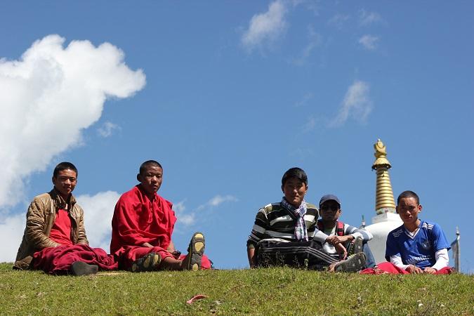 Viaje a Tawang