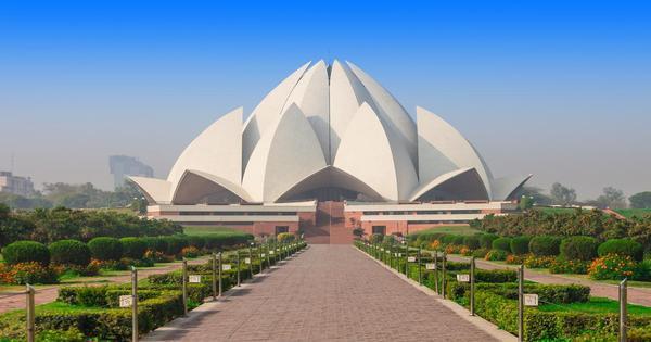 Lotus Templo: Lo mejor de India
