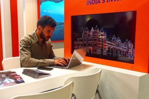 Prácticas profesionales en la India