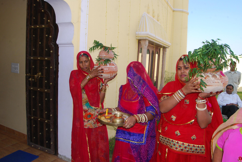 Como son la bodas en la India
