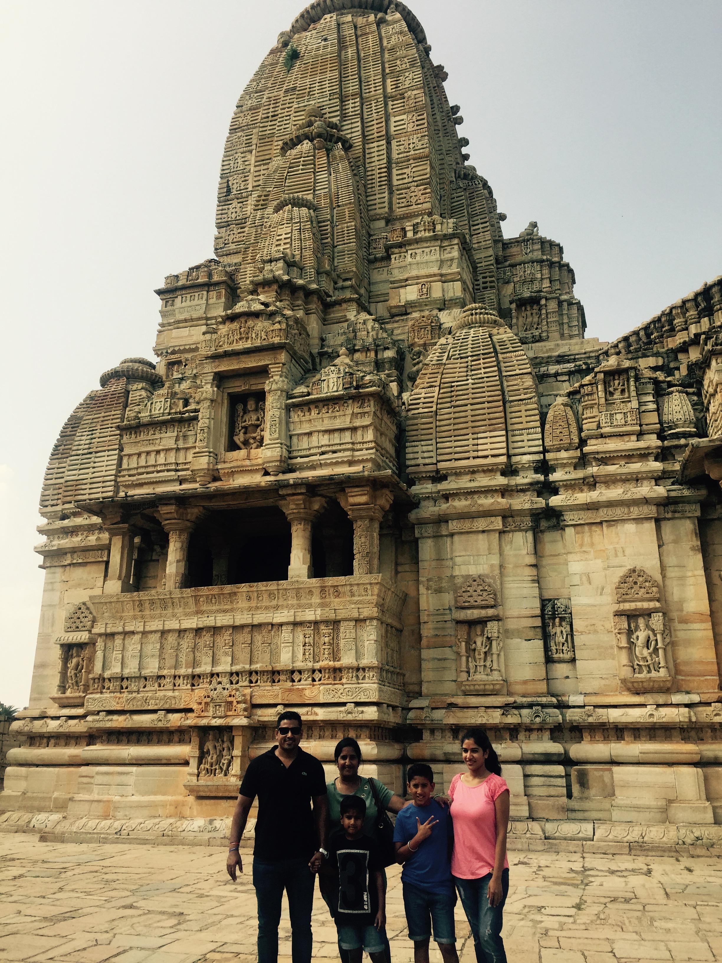 La fortaleza más grande de la India