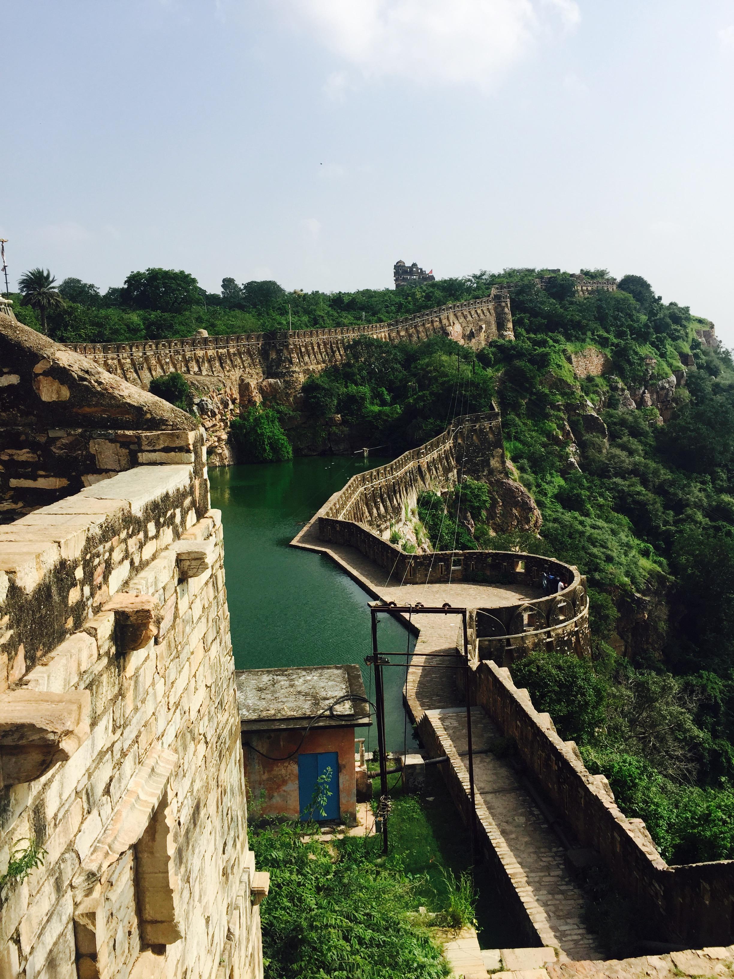 fortaleza de Chittorgarh