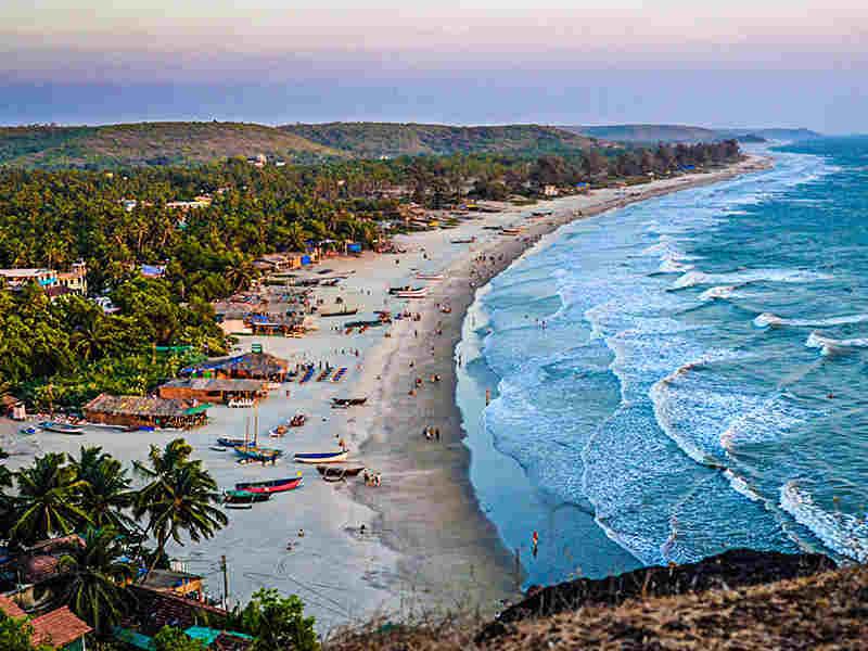 Lugares Turísticos en la India