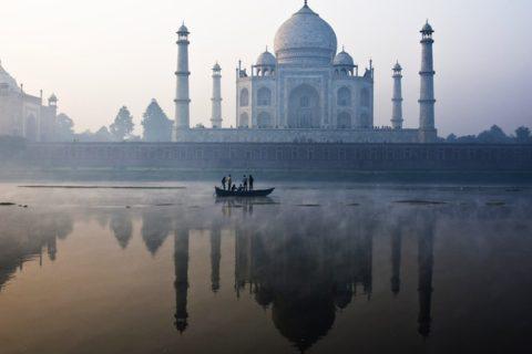 Viajes del Taj Mahal