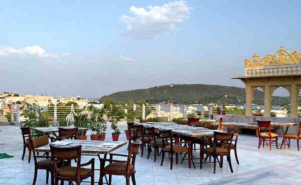 Los mejores restaurantes en Udaipur