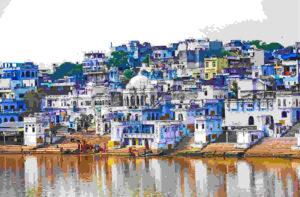 Ciudades y Pueblos cerca Jaipur