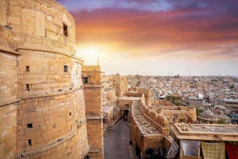 Lugares para visitar entre Jodhpur y Jaisalmer