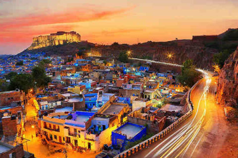 Lugares populares para visitar cerca de Jodhpur