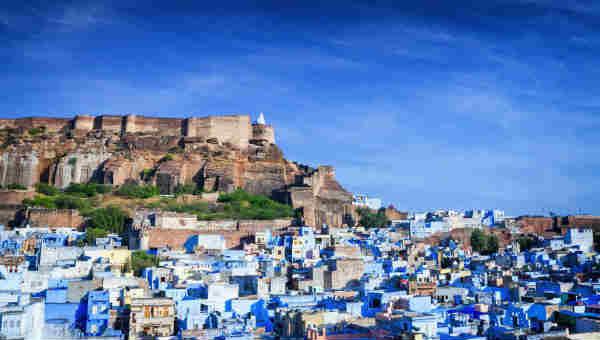 Viajar a Jodhpur Rajasthan