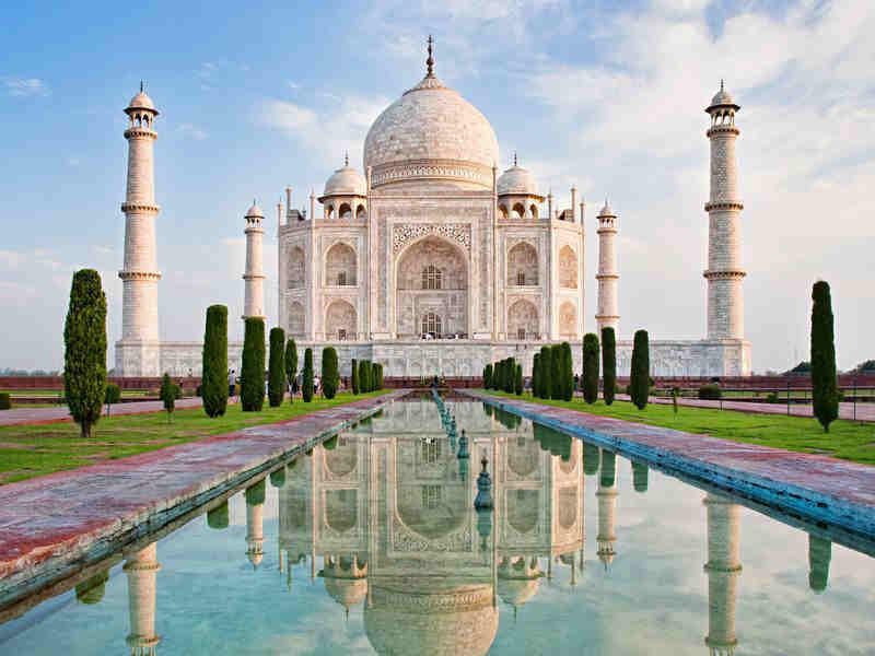 Viaje a la India con Ninos