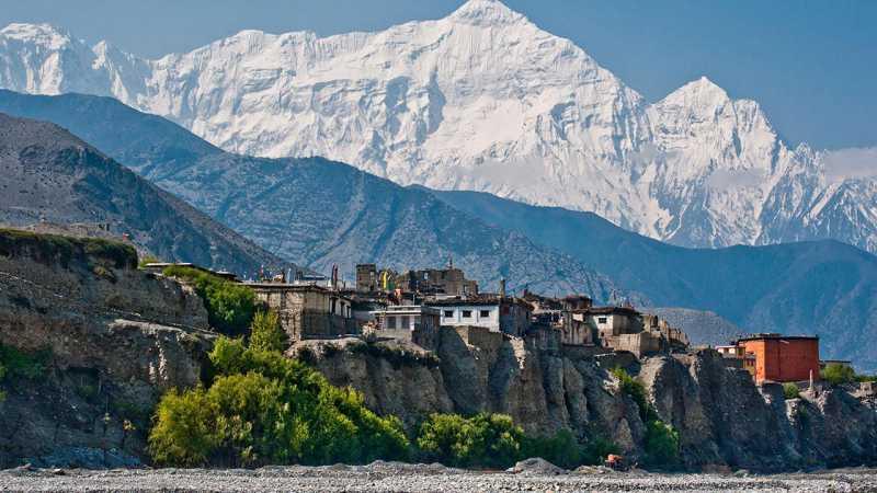 Viaje a la Nepal