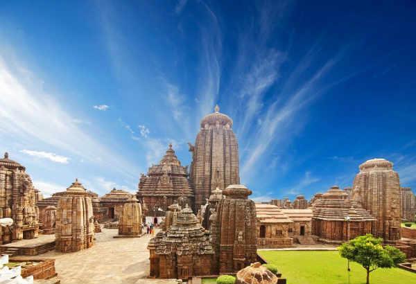 Lugares para ver en Odisha